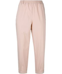 Forte Forte | Cropped Pants Womens Size 1 Cotton