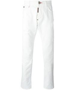 Philipp Plein | Straight-Leg Jeans Mens Size 31 Cotton/Polyester