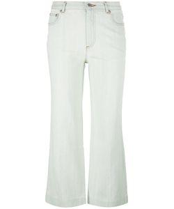 A.P.C. | Fla Cropped Jeans Womens Size 27 Cotton
