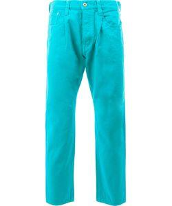 Ganryu Comme Des Garcons | Straight Trousers Mens Size Large Cotton