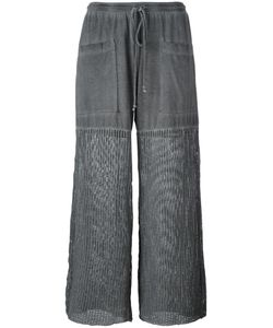 Lost And Found Rooms | Lost Found Rooms Mesh Panel Palazzo Pants Womens Size Xs