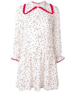 Paul Smith Black Label | Polka Dot Dress Womens Size 38 Cupro