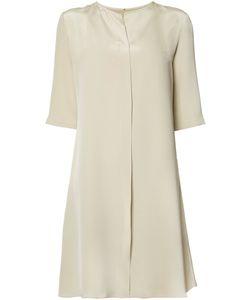 Peter Cohen | Split Neck Dress Womens Size Medium Silk