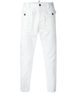 DSquared² | Tape Cargo Trousers Mens Size 52 Cotton