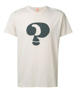Levi's Vintage Clothing | Question Mark Print T-Shirt Mens Size Xs