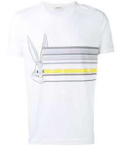 Iceberg | Bugs Bunny Line Print T-Shirt Mens Size Large Cotton