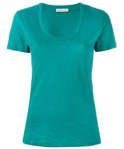 Moncler | Scollo T-Shirt Womens Size Small Cotton