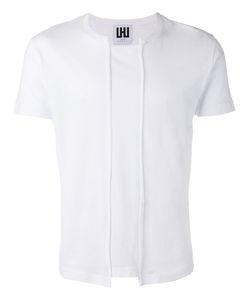 Les Hommes Urban   Slim-Fit T-Shirt Mens Size Small Cotton