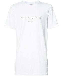 Stampd | Logo Print T-Shirt Mens Size Small Cotton