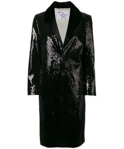 DSquared² | Sequin Embellished Coat Womens Size 42 Cotton/Polyester/Silk/Sequin