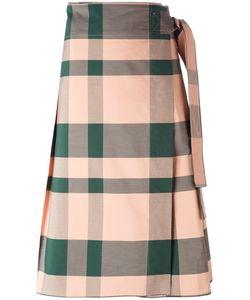 Sofie D'hoore | Soho Envelope Skirt Womens Size 38 Cotton