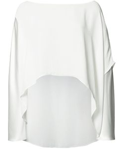 Peter Cohen | High Low Hem Blouse Womens Size Xs Polyester