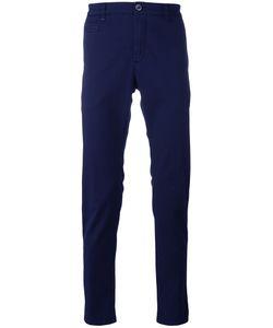 Re-Hash | Slim-Fit Trousers Mens Size 38 Cotton/Spandex/Elastane
