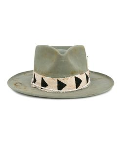Nick Fouquet | Little Cypress Hat Mens Size 60 Beaver Fur