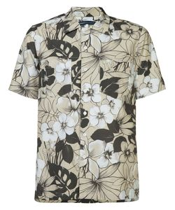 Levi's: Made & Crafted | Print Shortsleeved Shirt Mens Size 1