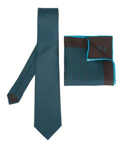 Brioni | Tie/Square Set Mens Silk