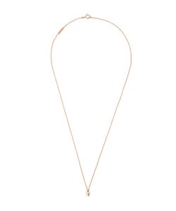 Lauren Klassen | Tiny Padlock Necklace Womens