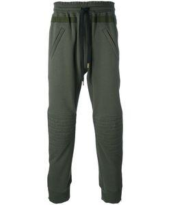 Amen | Stitched Panel Track Pants Mens Size 50 Cotton