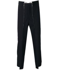 Comme Des Garçons Homme Plus | Asymmetric Cropped Trousers Mens Size Large