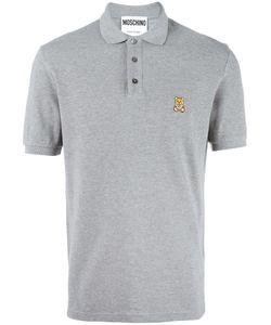 Moschino Vintage | Classic Polo Shirt Mens Size Xs Cotton