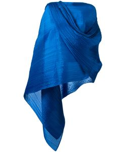 Pleats Please By Issey Miyake | Pleated Scarf Womens Polyester