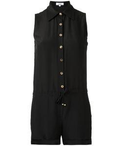Amir Slama | Sleeveless Playsuit Womens Size Medium Cotton
