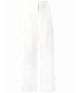 Sportmax | Ubald High-Rise Trousers Womens Size 38 Cotton/Spandex/Elastane