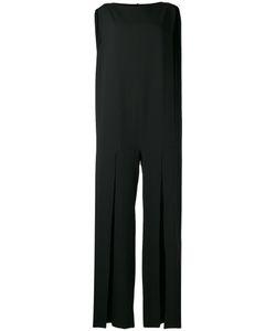 Chalayan | Column Jumpsuit Womens Size 44 Acetate/Viscose/Cupro