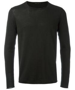 Transit | Open Seam Sweater Mens Size Medium Cotton