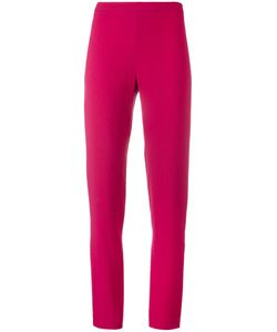 Chalayan | Signature Slim Trousers Womens Size 44 Acetate/Viscose