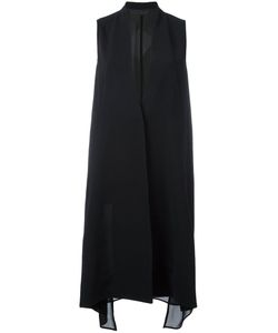 Demoo Parkchoonmoo | Long Waistcoat Womens Size 36 Polyester