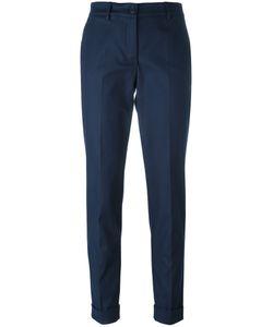 P.A.R.O.S.H. | Candela Trousers Womens Size Medium Cotton/Spandex/Elastane