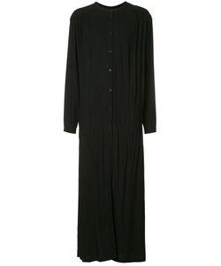 Rodebjer   Maxi Shirt Dress Womens Size Medium Viscose