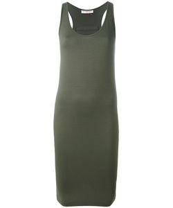 A.F.Vandevorst   Flat Dress Womens Size 40 Viscose/Spandex/Elastane