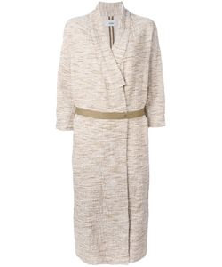 Humanoid | Dawn Cardi-Coat Womens Size Small Cotton/Polyamide/Spandex/Elastane