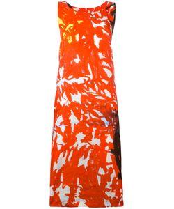 Daniela Gregis | Print Dress Womens Linen/Flax