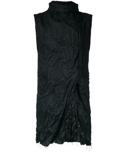 A New Cross | Hand Stitched Asymmetric Zipper Vest Mens Size Small