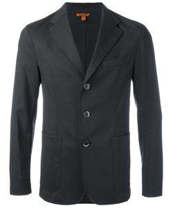 Barena   Front Pocket Blazer Mens Size 46 Virgin Wool/Spandex/Elastane