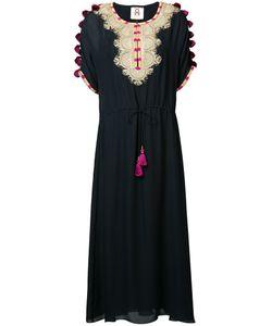 Figue   Naya Dress Womens Size Large Silk