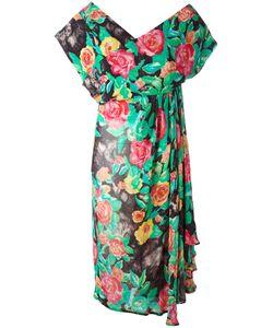 Christian Dior Vintage | Print Dress Womens Size 46