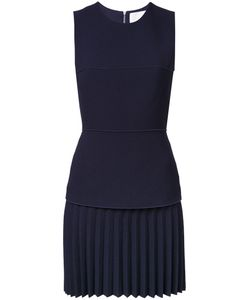 Dion Lee | Pleated Mini Dress Womens Size 10 Polyester/Spandex/Elastane