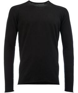 Label Under Construction | Slim-Fit Sweater Mens Size 50 Cotton