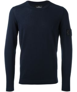 Stone Island Shadow Project | Button Detail Jumper Size Large Cotton