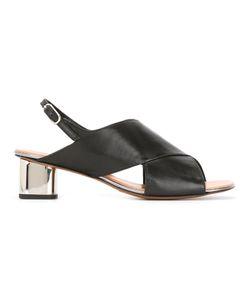 Robert Clergerie | Lulu Sandals Womens Size 37 Lamb Skin/Leather
