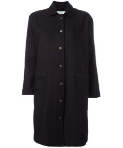 Société Anonyme   Jap Trench Overcoat Womens Size Small Cotton