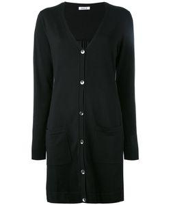 P.A.R.O.S.H. | Long Cardigan Womens Size Medium Silk/Spandex/Elastane