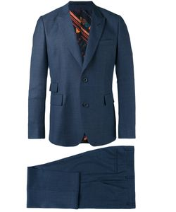 Paul Smith | Three-Piece Suit Mens Size 46 Wool/Cupro