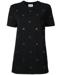 Zoe Karssen | Studded Stars T-Shirt Womens Size Small Cotton