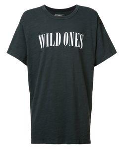 Amiri | Wild Ones Print T-Shirt Size Medium Acetate/Cotton