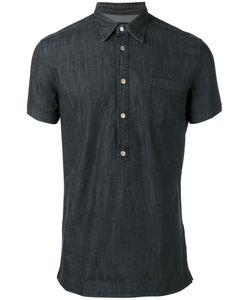 Hydrogen | Denim Polo Shirt Mens Size Xl Cotton/Spandex/Elastane